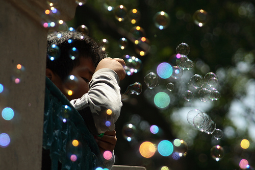 Bubbles & Colours