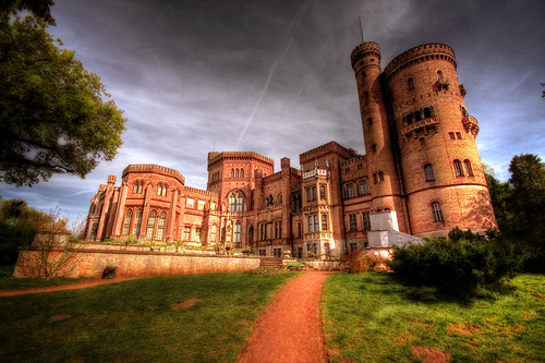main castle babelsberg