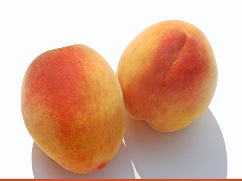 Our sweeeet peaches