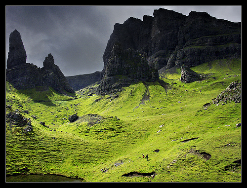 One more from the Storr