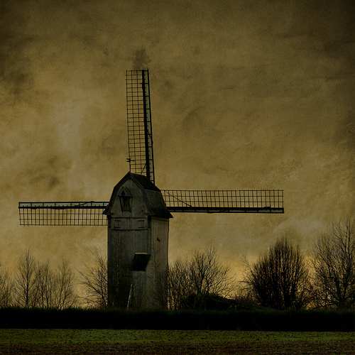 Textured Windmill