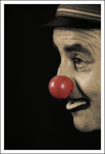 Cisco, the clown by Oryctes