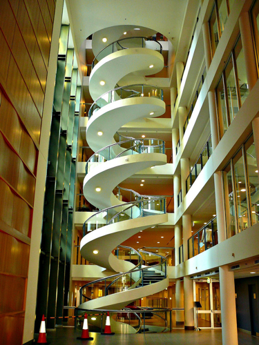 High Quality Spiral Staircase