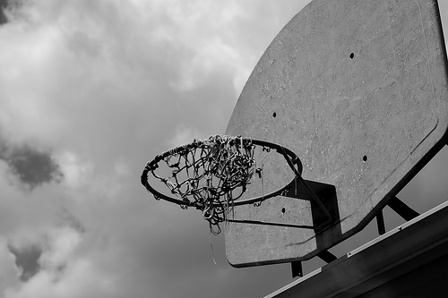 basketball by riebschlager