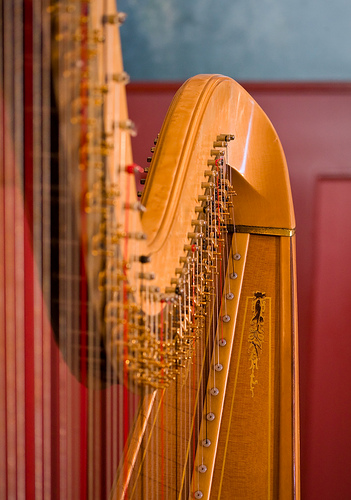 Harp by Haags Uitburo