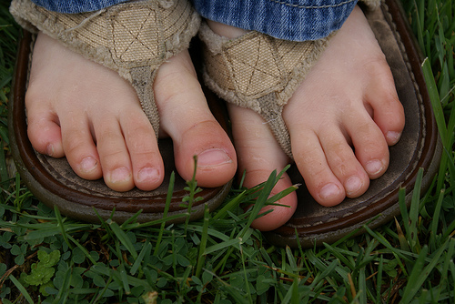 Toes by Targuman