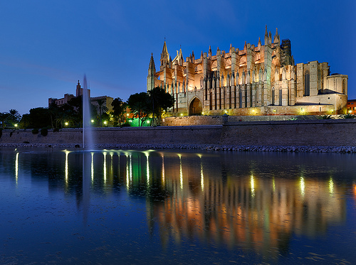 La Seu (Cathedral of Palma de Mallorca) II by Phillip Klinger
