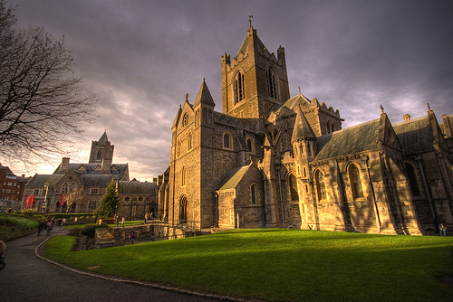 Christ Church Cathedral, Dublin by etrusia_uk