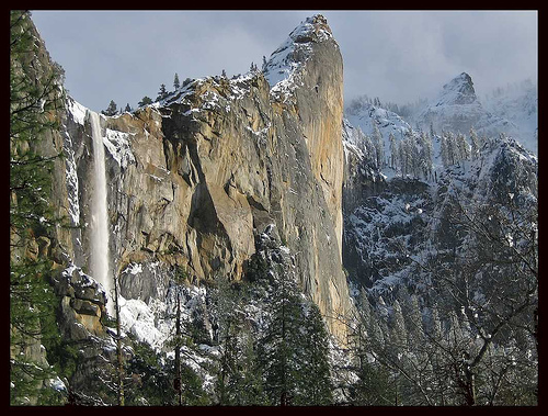 Bridalveil Falls Yosemite National Park by Jim's outside photos