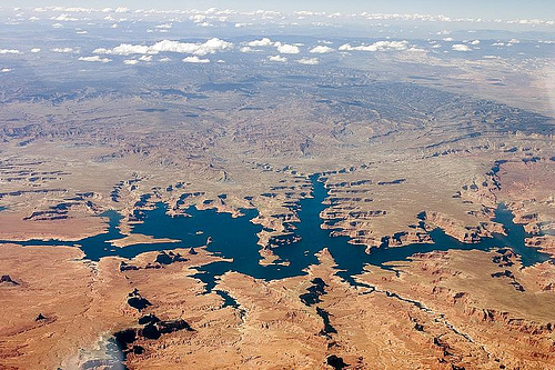 Lake Powell, Utah by FrancoisRoche