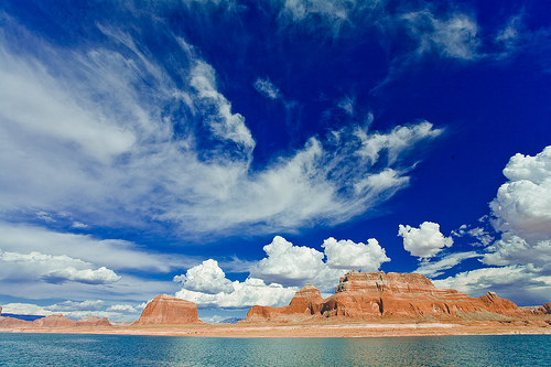 Lake Powell - Utah by Gleb TARRO