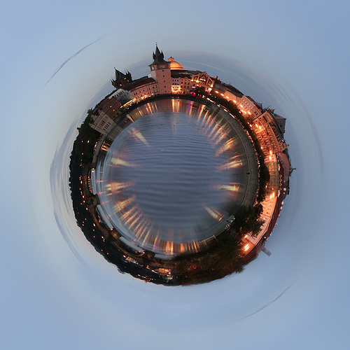 Wee Planet by prosto photos