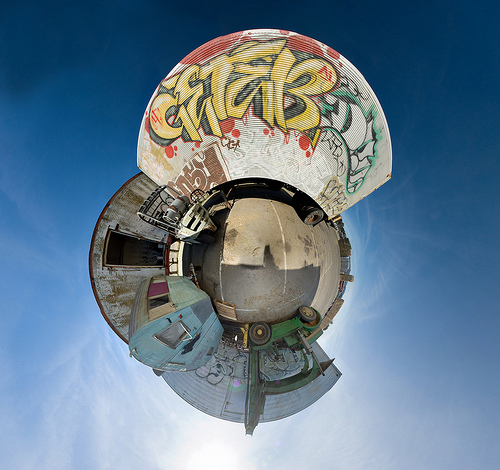 Graffiti Planet by gadl