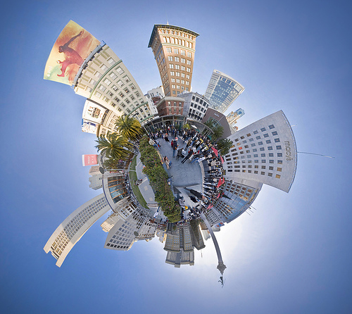 planet union square, san francisco by boltron