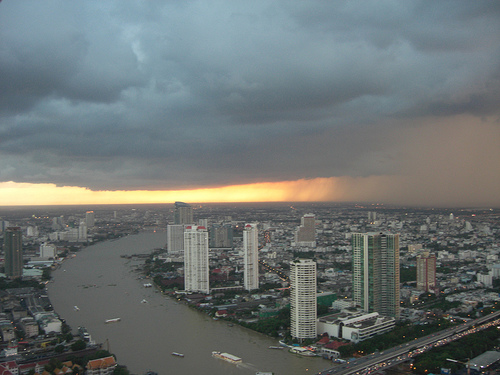 View from Lebua, State Tower by Swami Stream