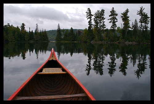 Entry Point 68 Boundary Waters by Jim's outside photos