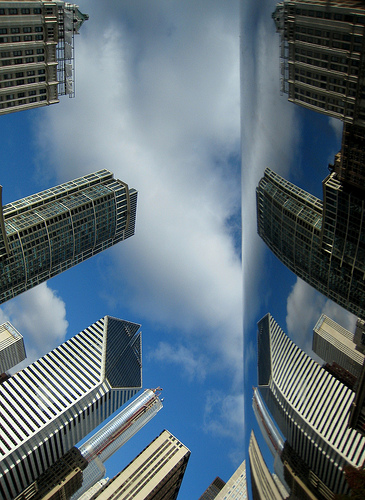 Chicago Double Vision by swisscan