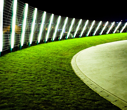 Light Fence by HKmPUA