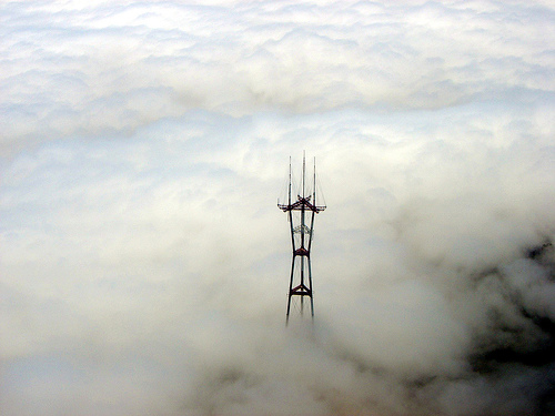 Sutro Tower by Telstar Logistics