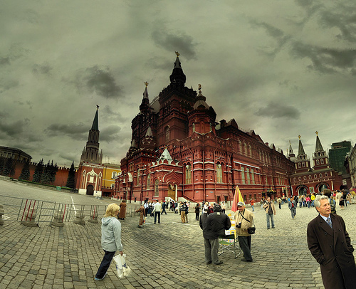 Moscou - Kremlin by Panoramas