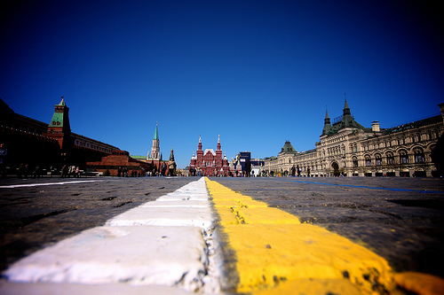 Red Square by pfaff