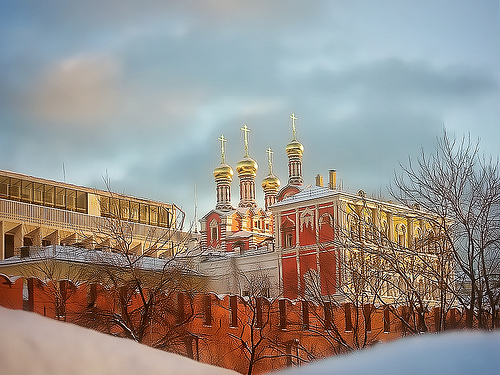 Kremlin views by maistora