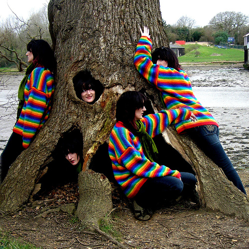 Hippy Tree Huggers by Auntie P