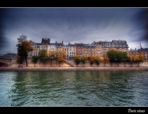 Paris views by Giorgos