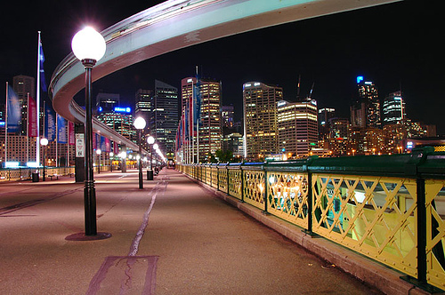 30 pyrmont bridge tripod by Chewy Chua