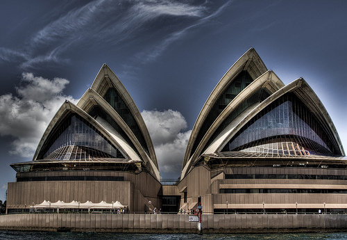 Opera House HDR by alexkess