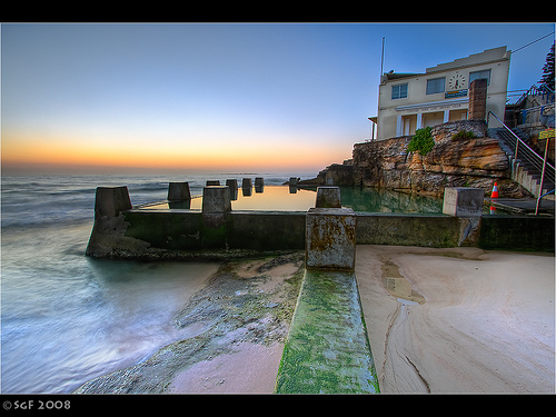 Coogee Dawn, Sydney by sachman75