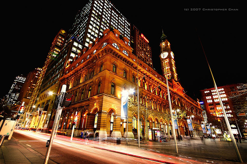 No 1 Martin Place, Sydney by Christopher Chan