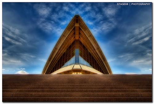 Sydney Opera House by Stage 88
