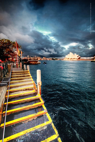 APEC Sydney by Christopher Chan