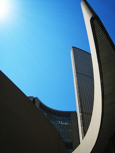 Toronto City Hall by swisscan
