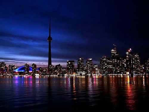 Good Night, Toronto by sabby3000