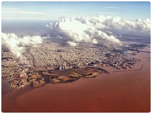 Buenos Aires se ve...
