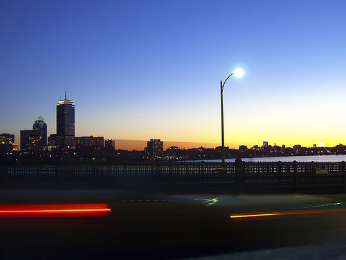 Boston at the Dawn