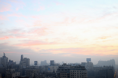 Cairo at Dawn by pmorgan