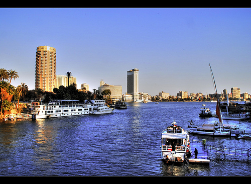 Cairo, Egypt (hdr) by Bakar 88