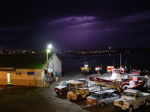 Stilbaai storm by coda