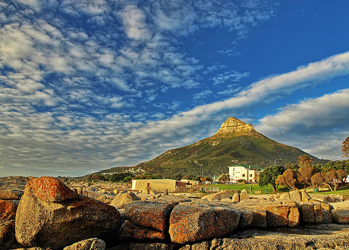 Camps Bay by neilalderney123