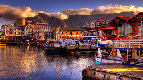 Cape Town Waterfront by slack12