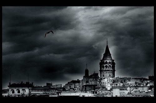 Galata 3 by Atilla1000