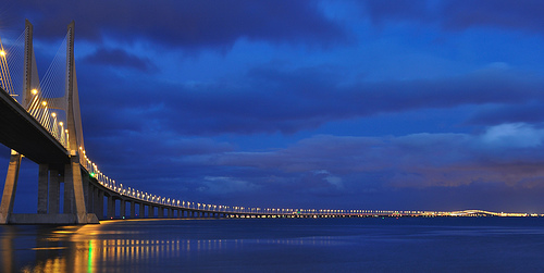 Vasco da Gama Bridge (Lisbon)