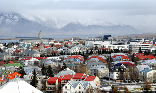 last stop in Reykjavik by Diego Cupolo