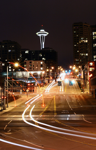 Traffic and the needle