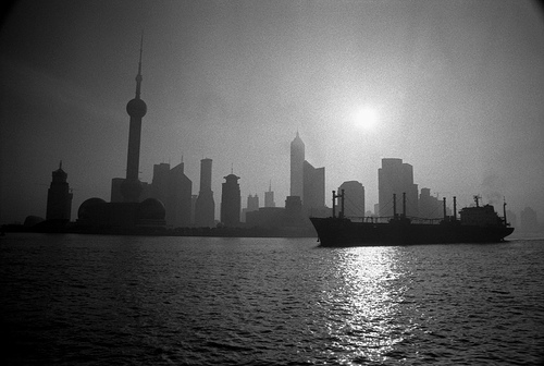 Shanghai Morning.