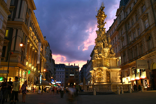 Vienna Austria  city photos gallery : Vienna, Austria by Blake Read