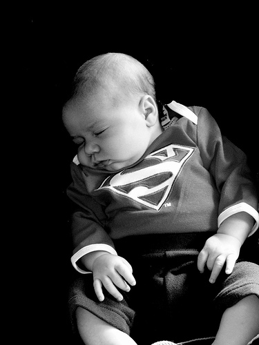 So Another Superman Is Born